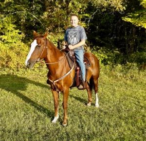 Ronald Quin, Horses, Karmik Channels
