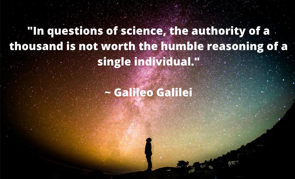 Galileo, Holistic Living