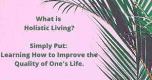 Holistic Living Meetup